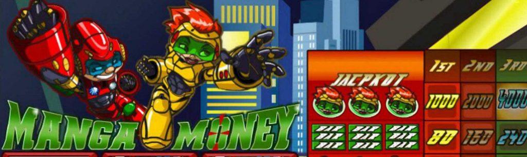 Manga Money Slot